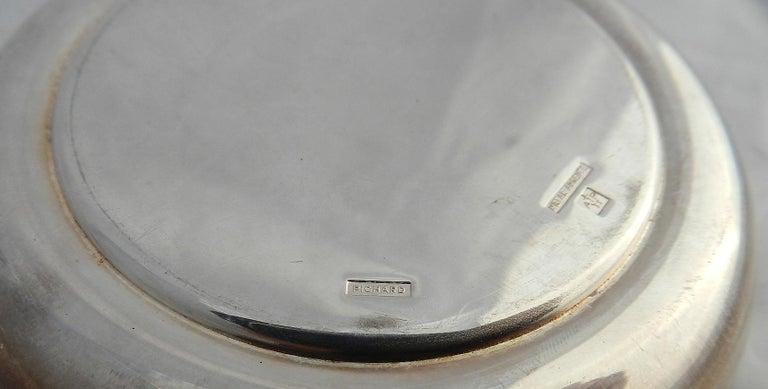 Other Concorde Pin Dish 10th Anniversary Memorabilia Commemorative Paris, New York For Sale