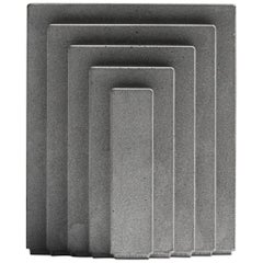 """Concrete Bookend, """"Men,"""" from Concrete Collection by Bentu"""