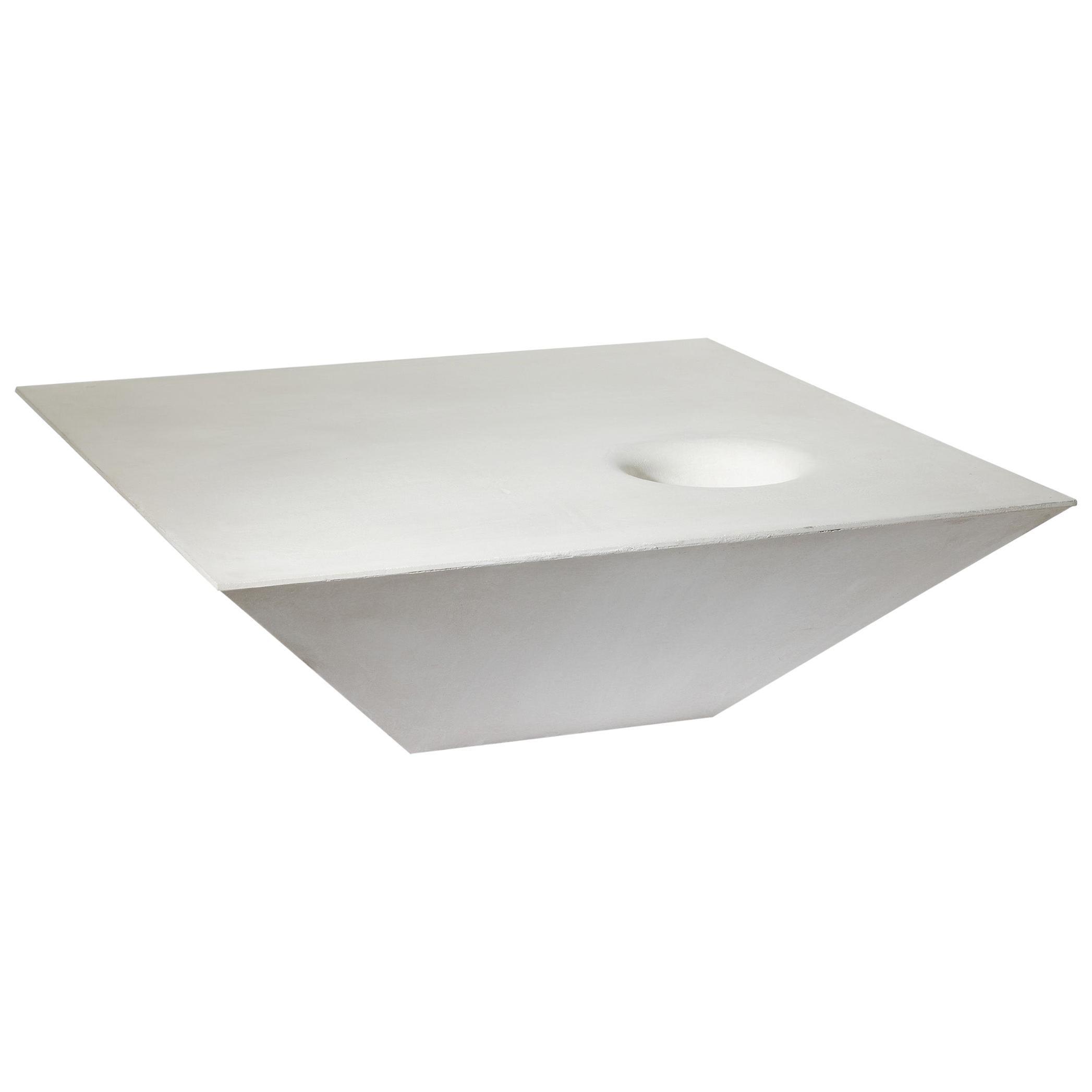 Indoor or Outdoor Concrete Coffee Table