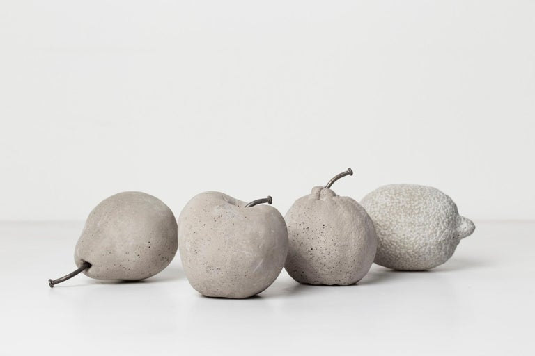 Still life? Living concrete? A plurality of meanings is part of the reinterpretations. Substantial criticism or aesthetic appeal?  In this collection, which goes from art to function in a blink, nature abandones its pulp and gains the burden of the