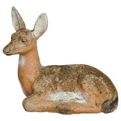 Concrete Garden Deer