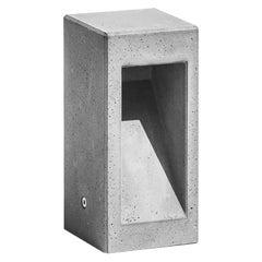 Concrete Outdoor Lighting 'Cube S' by Bentu Design