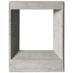 Concrete Outdoor Lighting 'Frame' by Bentu Design