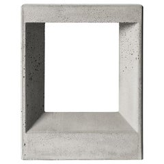 Concrete Outdoor Lighting 'Frame' by Bentu Design
