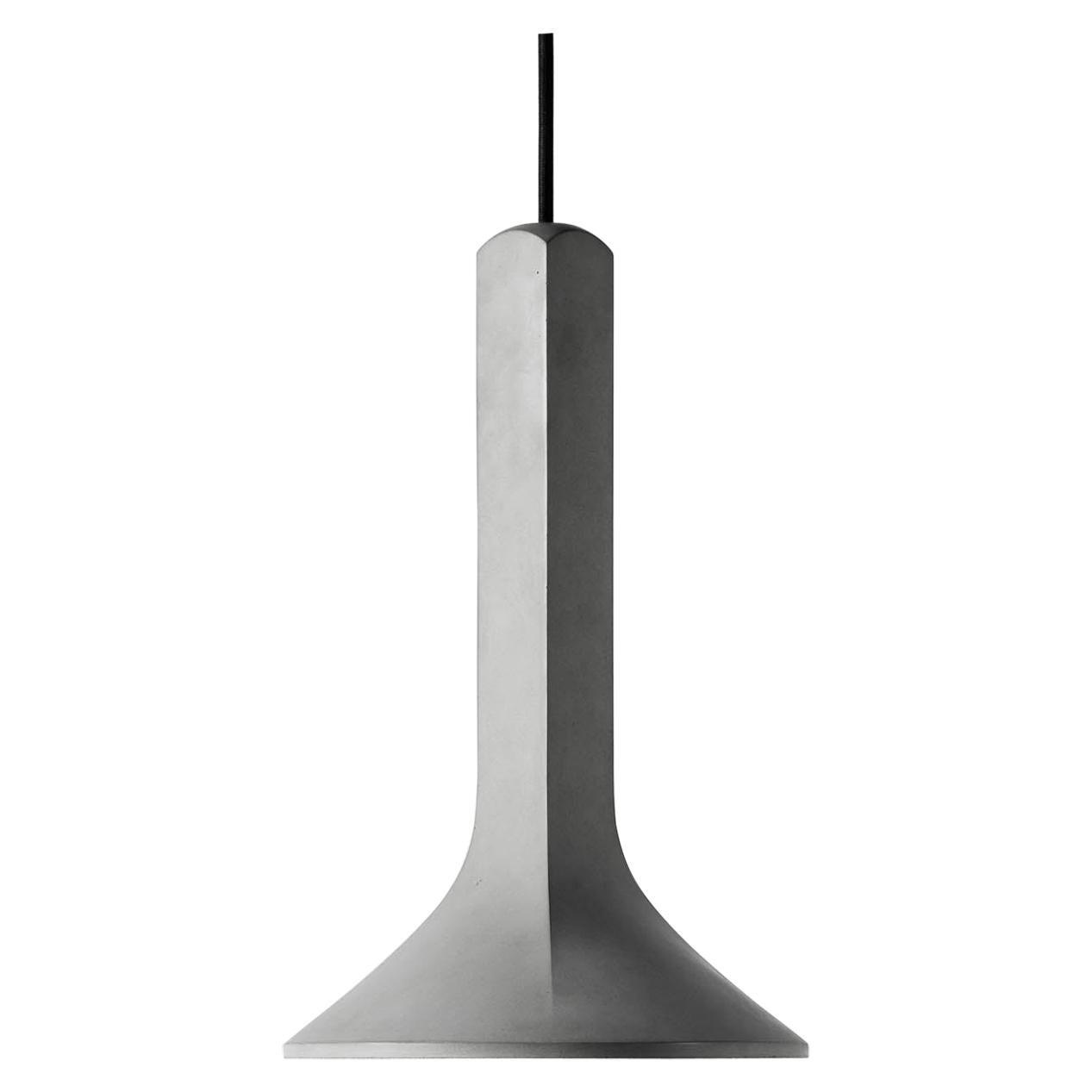 Concrete Pendant Lamp 'Chuan' by Bentu Design