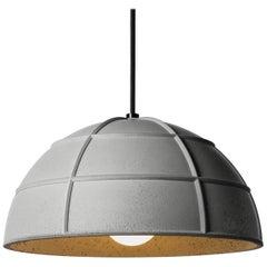 Concrete Pendant Lamp 'Leng' by Bentu Design