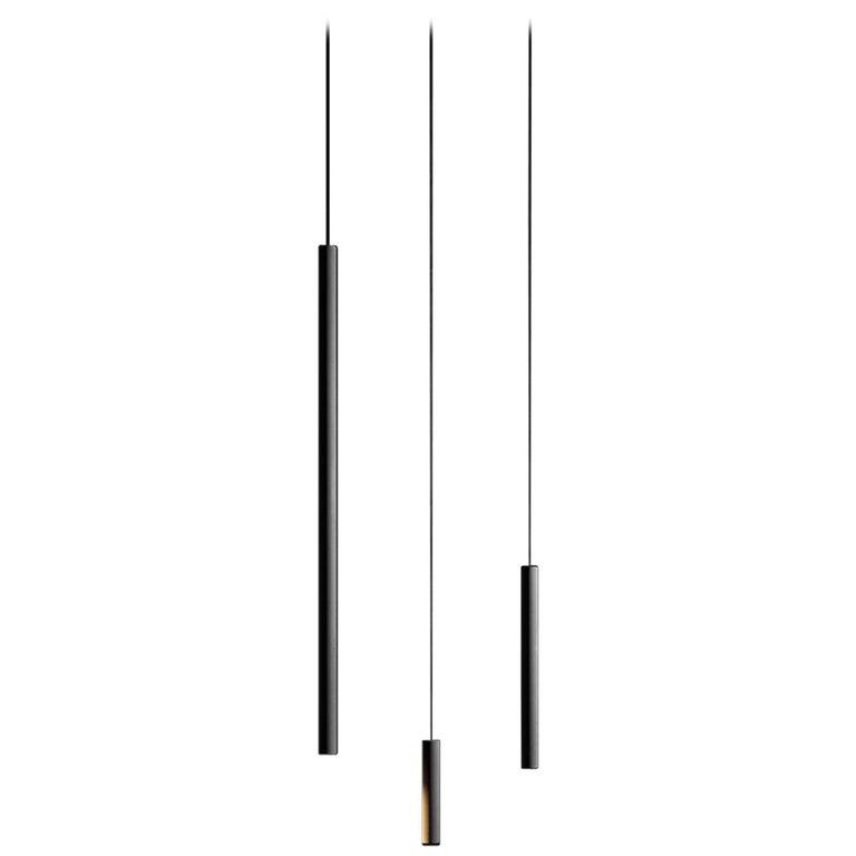 Concrete Pendant Lamps 'Bang II' by Bentu Design For Sale