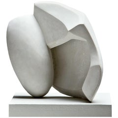 Concrete Sculpture 'Focus' by Carola Eggeling