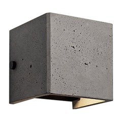 Concrete Wall Lamp or Outdoor Lighting 'D' '3 sizes ...