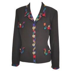 Condici set black jacket