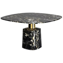 Cone Marble Dining Table by Marmi Serafini