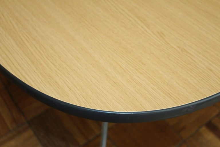 Contemporary Conference Table by Charles & Ray Eames for Herman Miller For Sale
