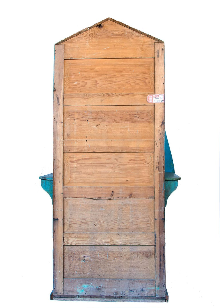 Confessional Booth, Early 20th Century, Mexican For Sale 2