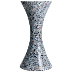 Confetti, Large Contemporary Indoor/Outdoor Terrazzo Side Table by Laun