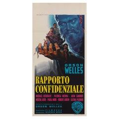 Confidential Report / Rapporto Confidenziale