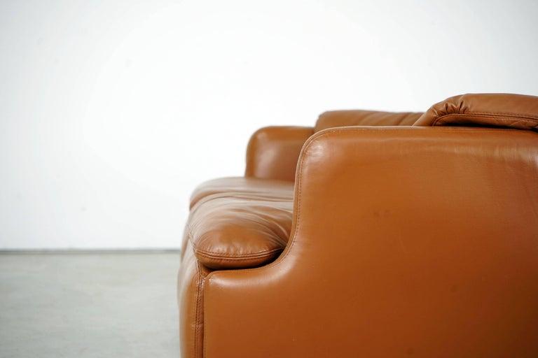 Confidential Series Sofa by Alberto Rosselli for Saporiti Italia, 1970s 6