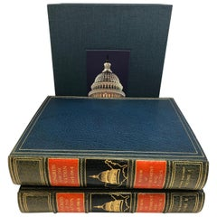 """Congress and the Nation 1946-1964"" First Edition Two-Volume Set, Published 1965"