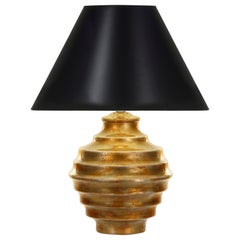 Connerly Table Lamp in Ceramic by Curatedkravet