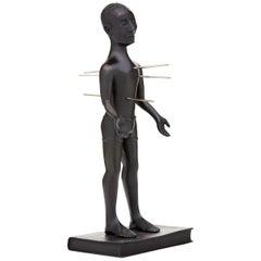 "Conrad Botes, ""Martyr"", Bronze Sculpture"