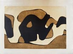 Conrad Marca-Relli Composition 2 - 1977