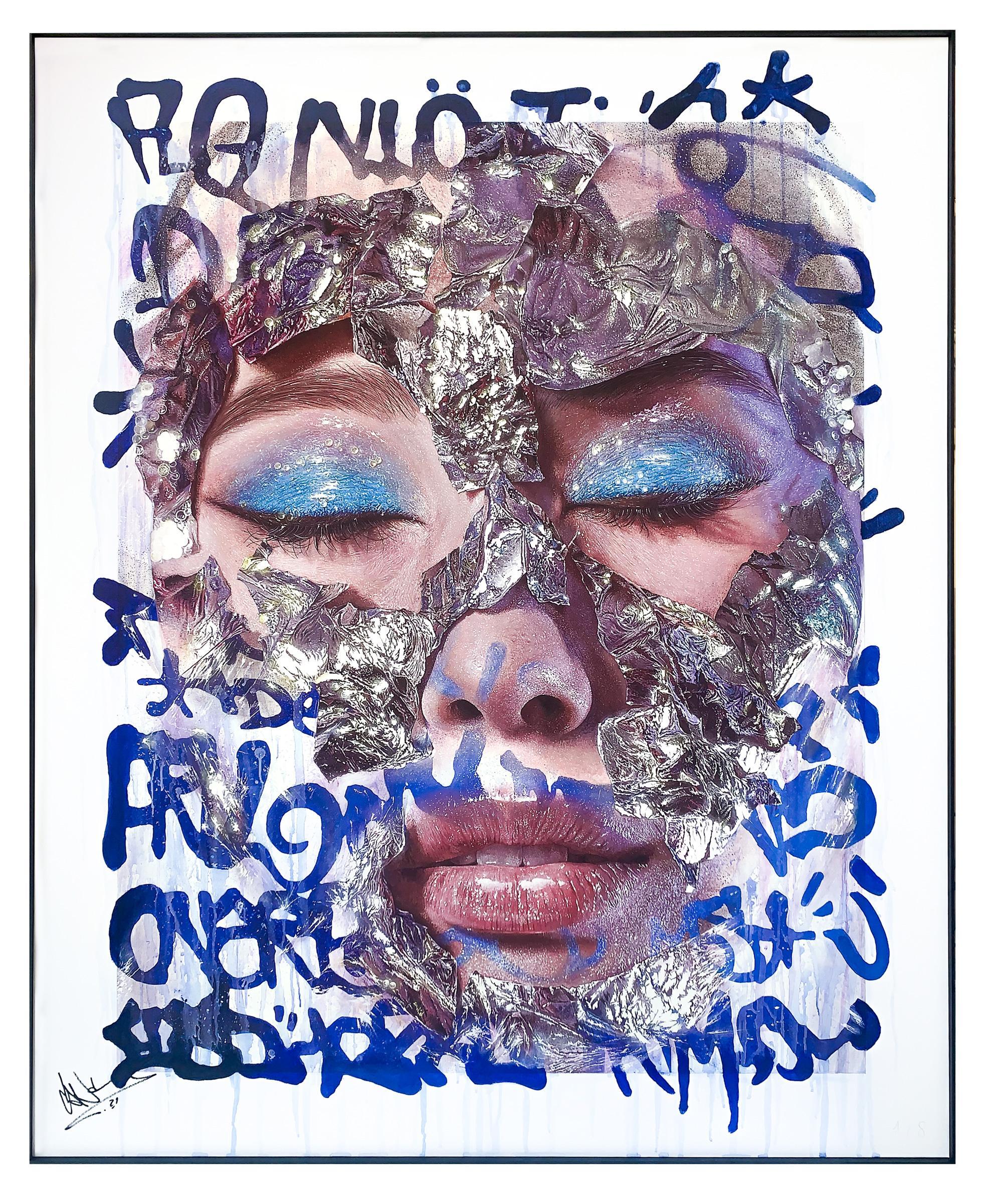 Duana (Ed) - 21st Century, Contemporary Urban Art, Pigment Print, Fine Art Paper