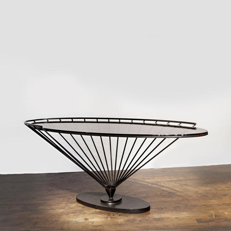 Modern Console by Marzio Cecchi For Sale