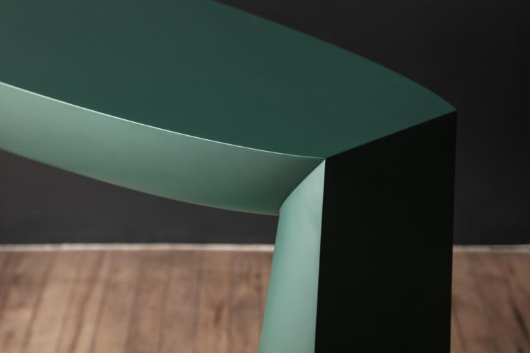 Modern Console Green by Aldo Bakker