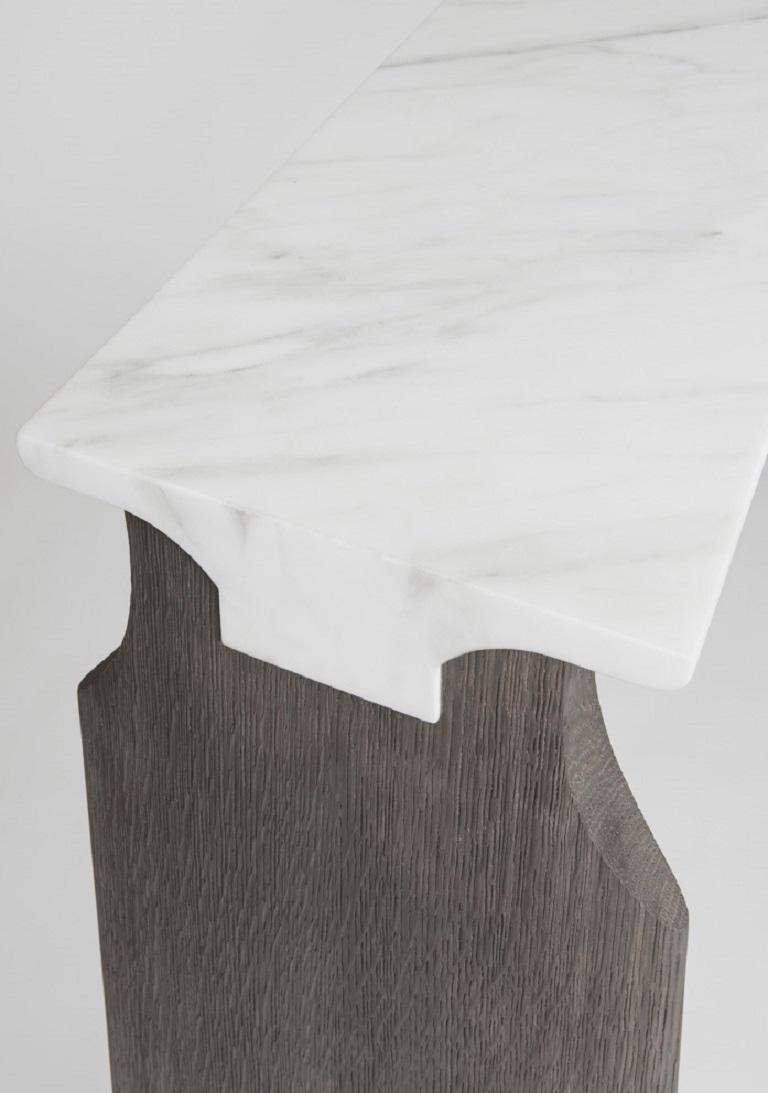 Modern Console Jay by Atelier Linné For Sale