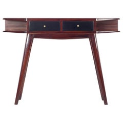 Console of Palisander Wood from the Italian, 1950s