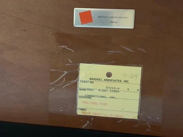 Console Table by Bentley Larosa Salasky for Brickel 8