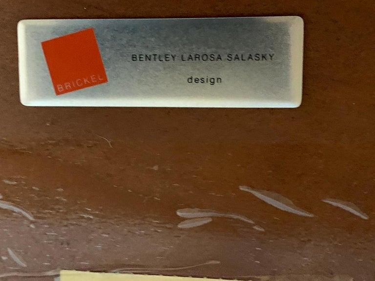 Console Table by Bentley Larosa Salasky for Brickel 10