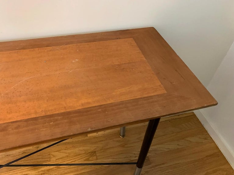 Steel Console Table by Bentley Larosa Salasky for Brickel