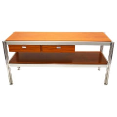 Console Table by George Ciancimino for Mobilier International, France, 1965