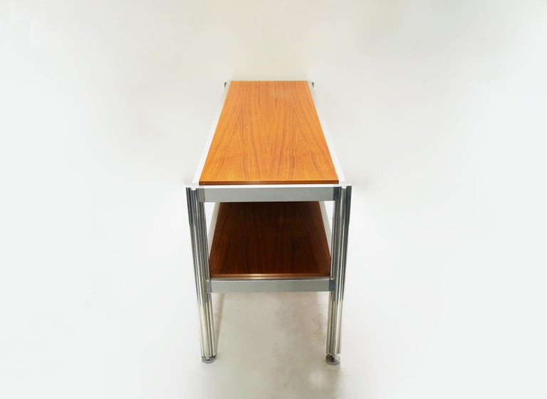 Console Table by Jens Risom, USA, 1960s 5