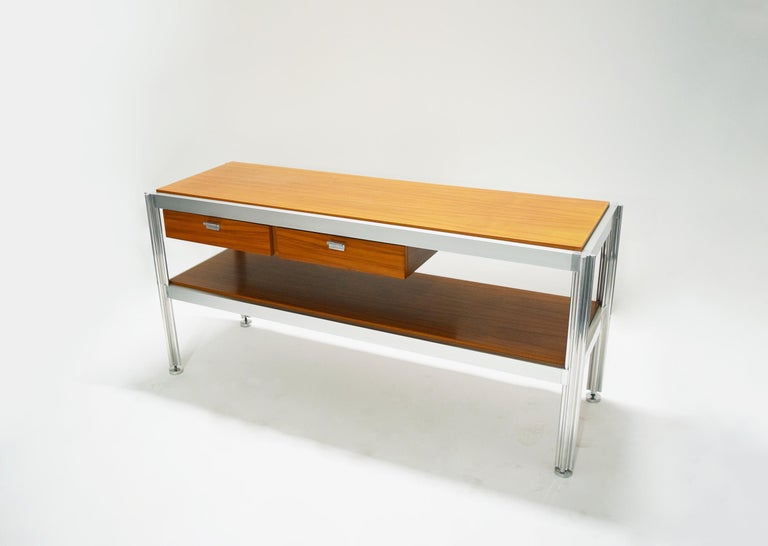 Console Table by Jens Risom, USA, 1960s 1