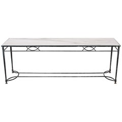 Console Table by Mario Papperzini for Salterini