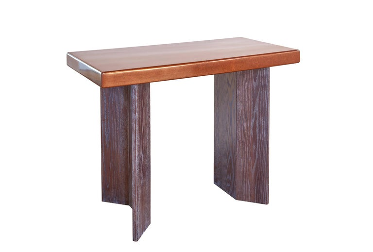 Console Table by Paul Frankl In Excellent Condition For Sale In Los Angeles, CA