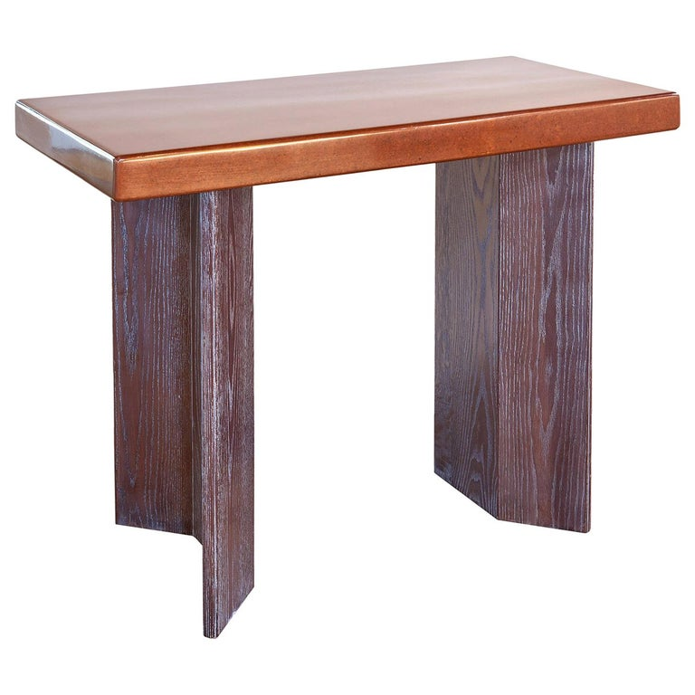 Console Table by Paul Frankl For Sale