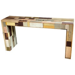 Console Table by Piet Hein Eek, NL, 20th Century