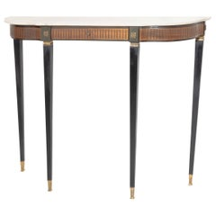 Console Table, Italy, 1950s