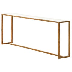 Console Table Produced in Italy