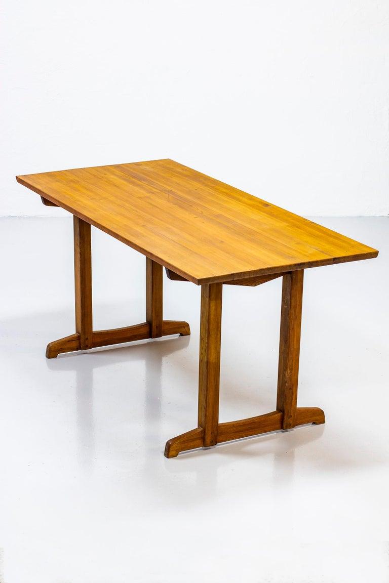 Scandinavian Modern Console Table