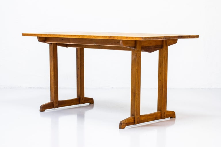Mid-20th Century Console Table