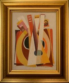 "Constanta Crisan (Cubist) ""Mandolins"""