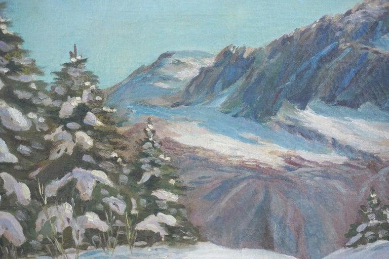 Late 19th Century Landscape -