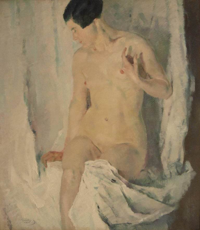 Constantin Gerhardinger Oil Paint