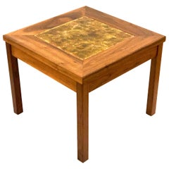 """""""Constellation"""" Cocktail Side Table by John Keal for Brown Saltman"""
