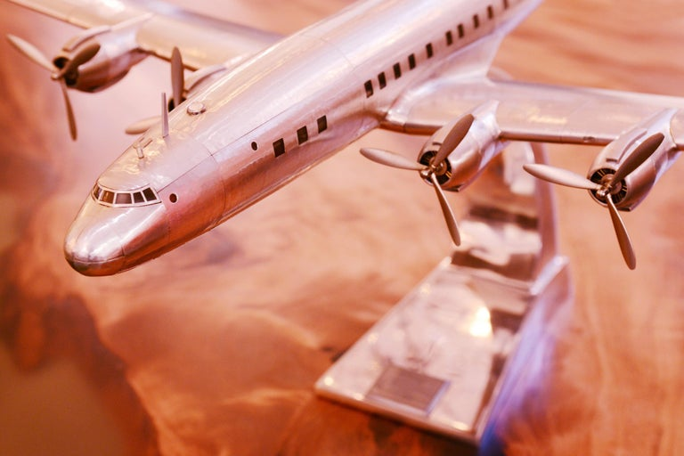 Constellation Lockheed L1049 Aircraft Model For Sale 3