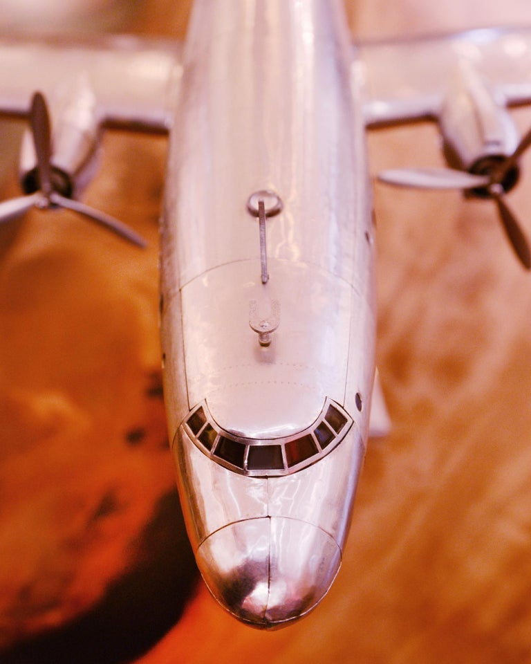 Constellation Lockheed L1049 Aircraft Model For Sale 4