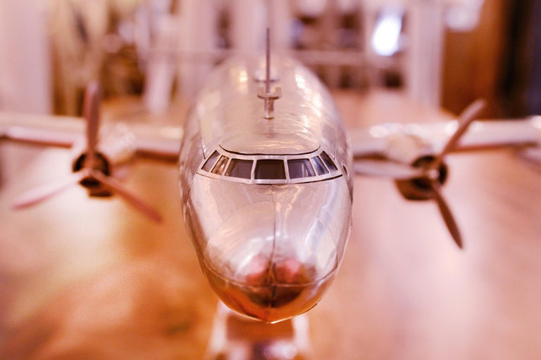 Constellation Lockheed L1049 Aircraft Model For Sale 6